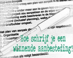aanbesteding-schrijven